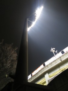 Floodlights or searchlights?
